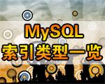 MySQL索引类型一览 让MySQL高效运行起来