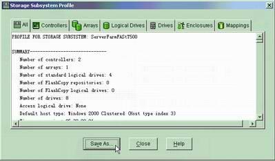 系统profile
