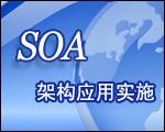 在全球范围内,SOA服务导向架构正成为未来企业软件架构的趋势。那么如何计划实施、如何应用部署SOA,就成为