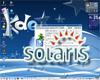 Solaris 10是一款多任务处理的分布式企业网络系统,最初运行在SUN公司的SPARC系列芯片之上。最多4万台 Solar