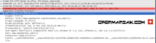 wireshark packet details pane