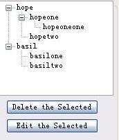 C# treeview控件的使用方法图