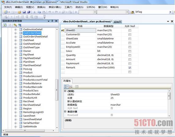 数据库表结构设计(2)