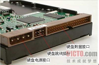 5.2 计算机硬盘接口类型及安装