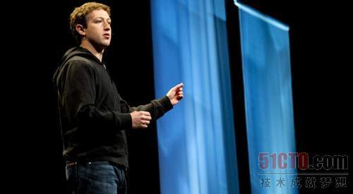 Facebook CEO在F8大会上