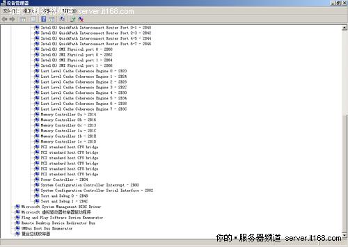 Intel Nehalem-EX官方平台:软件截图