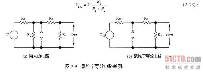 戴维宁定理 - 51cto.com
