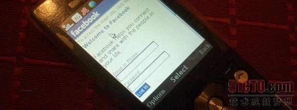 手机访问FaceBook
