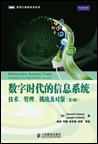 数字时代的信息系统:技术、管理、挑战及对策:第3版