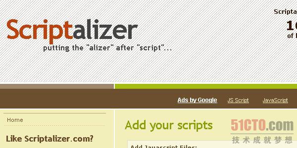 Scriptalizer