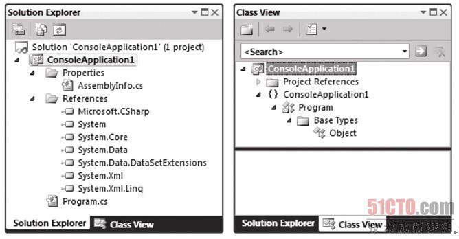 2.2.1 Solution Explorer