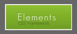 Elements CSS Frameworks