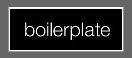 Boilerplate CSS Framework
