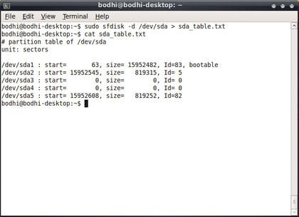 ntfsresize  改变 NTFS分区大小