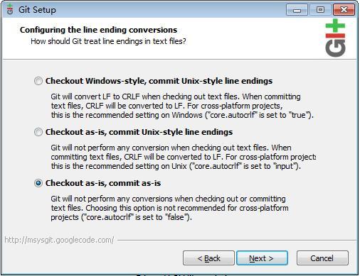 Windows下开发其它平台软件的朋友有一个地方要注意