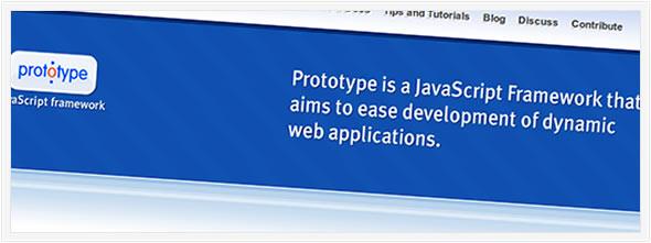 Prototype javascript框架