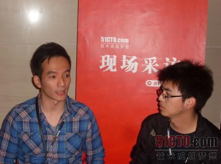 专访W3C中文组主席谢子斌