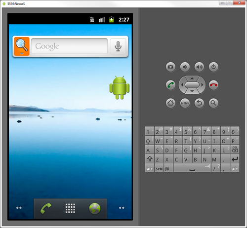The Android Emulator