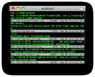 multitail