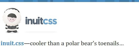 Inuit.CSS  CSS Framework