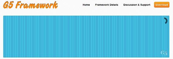 G5 Framework  HTML5 Front End Development Framework