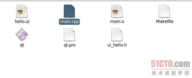 前面 Qt Designer介绍的已经很多了,Qt Designer为程序员提供了可视化的设计能力,可用于开发应用程序中的所有或者部分窗体。本文在移植好了Qte交叉编译环境和移植环境的基础上,对Qt Designer与手工代码整合的方式做以下说明。(并不涉及Qt Designer的操作) 在终端中输入:designer。就会出现qt设计师的界面。我们默认创建一个。并稍微加上一些控件,最终效果如图。498)this.