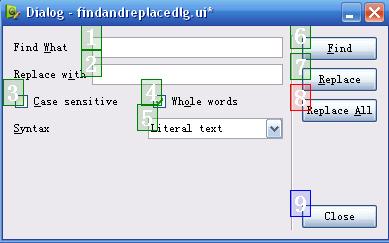 Qt Designer 布局 (2) PyQt学习基础