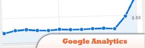 结合使用谷歌分析
