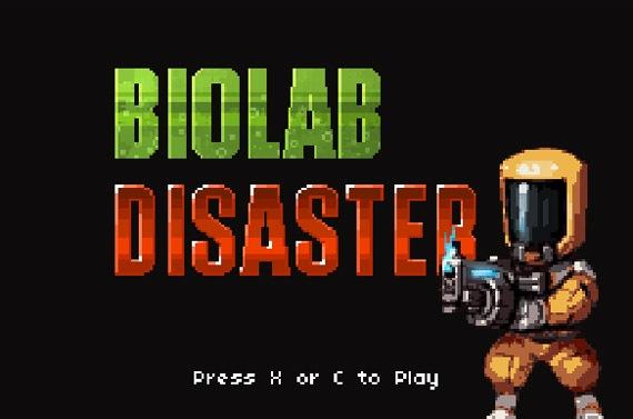 Biolab Disaster