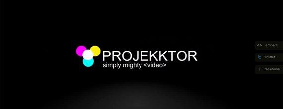 Projekktor