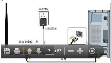 天威4k机顶盒安装图步骤