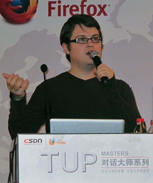 John Resig认为,JavaScript和HTML一样会长久存在,20年内开发者肯定会一直用JavaScript写网页应用程序