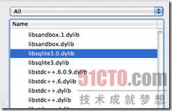 IOS应用中关于Sqlite使用