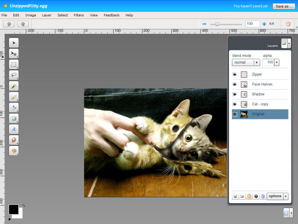 aviary image editor HTML5 Powered Web Applications: 19 Early Adopters
