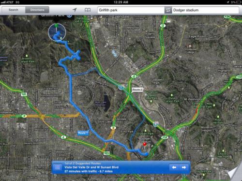苹果收购三维地图技术开发商