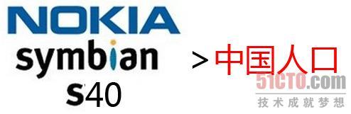 诺基亚Symbian S40手机超中国人口 第15亿部售出