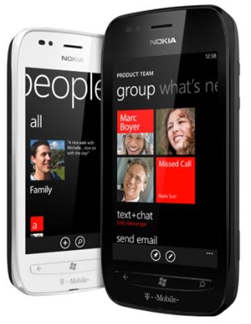 Windows Phone操作系统