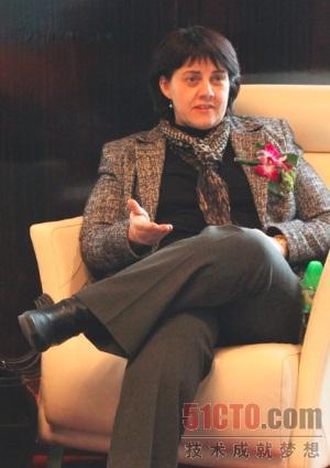 IBM副總裁Judy女士