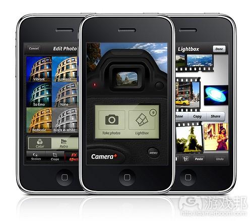Camera+(from flickr.com)