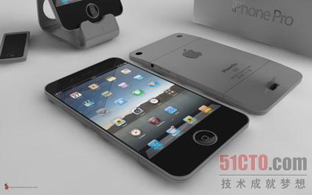下一代iPhone概念图