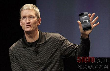 iPhone 5将推动苹果进入新时代?