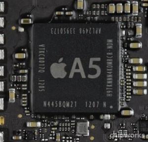 下代iPhone配32nm A5X CPU:由三星代工?