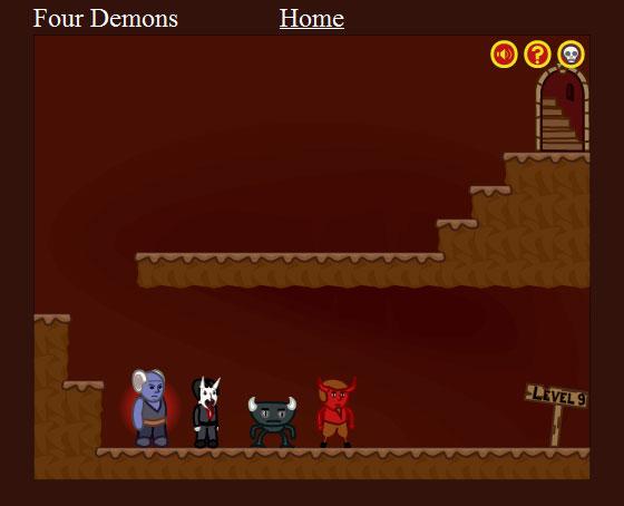 Four Demons