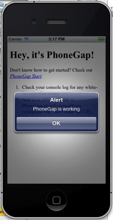 图11. iOS仿真器