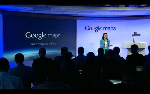Android版Google Maps将支持离线