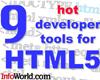 HTML5可谓正处于事业的上升期。这里我们为大家奉上九款开发工具,相信这些功能各异的小助手能为各位的工作