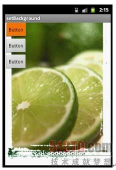 android学习精要 设置应用程序背景图片 图文教程 游戏开发...