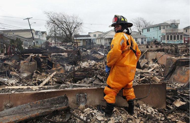 飓风桑迪:曼哈顿的灾难应急方案