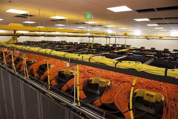 桑迪过后:走进黄石气候研究超级计算机