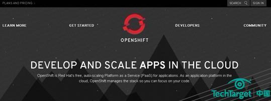 OpenShift加入更多新元素 满足开发者需求